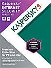 Kaspersky Internet Security 2013 (3-User) (1-Year