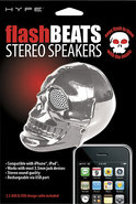 - Flashbeats Speaker for Select Apple and Most 35m