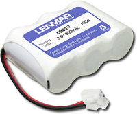 - Lithium-Ion Battery for Select Cordless Phones