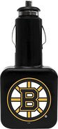 - Boston Bruins Twin USB Vehicle Charger