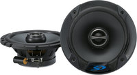Alpine - 6-1/2   2-Way Coaxial Car Speakers with P