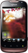 - myTouch 4G Mobile Phone - Red (T-Mobile)