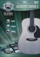 - Play Series Acoustic Guitar 2 Instructional DVD