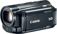 - VIXIA HF M52 32GB HD Flash Memory Camcorder - Bl