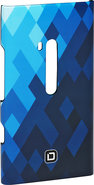 - Hard Cover for Nokia Lumia 900 Mobile Phones - B