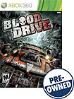 Blood Drive - PRE-OWNED - Xbox 360
