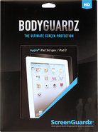 - HD Screen Protector for Apple iPad 2 and iPad (3