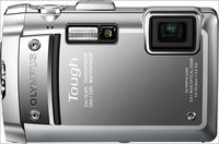 - TG810 140-Megapixel Digital Camera - Silver