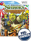 Shrek's Carnival Craze Party Games - PRE-OWNED - X