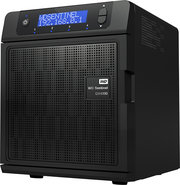 - WD Sentinel 4TB Small Office Storage Server - Bl
