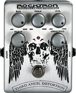 - Third Angel Distortion Effect Pedal for Electric