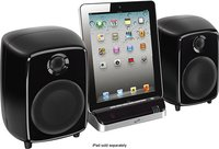 - Bluetooth Speaker System for Apple iPod, iPhone,