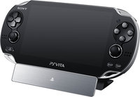 - Cradle for PlayStation Vita