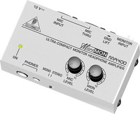 - Micromon Monitor Headphone Amplifier