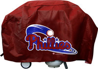 - Philadelphia Phillies Barbecue Grill Cover