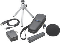 - Voice Recorder Accessory Kit