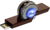 - Tiki USB 20 Condenser Microphone