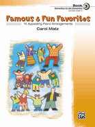 - Various Composers: Famous & Fun Favorites Book 3