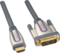 - 8&#39; DVI-to-HDMI Cable