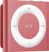 - iPod shuffle 2GB MP3 Player (4th Generation - La