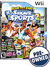 Summer Sports 2: Island Sports Party - PRE-OWNED -