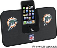 - Miami Dolphins iDock Speakers