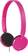 - On-Ear Headphones - Pink