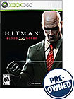 Hitman: Blood Money - PRE-OWNED - Xbox 360