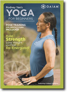 Rodney Yee'S Yoga For Beginners - DVD