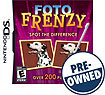 Foto Frenzy - PRE-OWNED - Nintendo DS