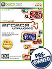 Xbox Live Arcade Unplugged - PRE-OWNED - Xbox 360