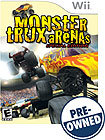 Monster Trux Arenas: Special Edition - PRE-OWNED -