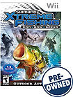 Shimano Xtreme Fishing - PRE-OWNED - Nintendo Wii