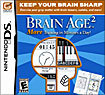 Brain Age 2: More Training in Minutes a Day - Nint