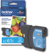 - Brother Ink Cartridge - Cyan - Cyan