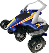 - Street Savage Remote-Controlled Stunt Car - Blue