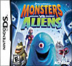Monsters vs Aliens - Nintendo DS