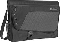 - Vault M Messenger Laptop Case - Carbon Steel
