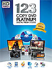123 Copy DVD Platinum 2013 - Windows