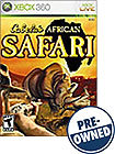Cabela's African Safari - PRE-OWNED - Xbox 360