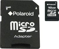 - 16GB microSDHC Class 10 Memory Card