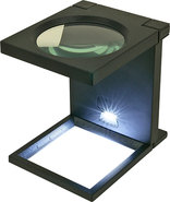 - Trademark Tools Foldable Magnifier with LED Ligh