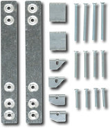 - Under-Cabinet Mounting Kit for Select Microwaves