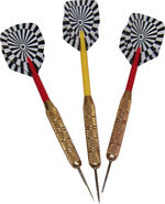 - Brass Dart Set