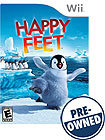 Happy Feet - PRE-OWNED - Nintendo Wii
