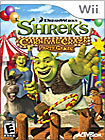 Shrek&#39;s Carnival Craze Party Games - Nintendo Wii