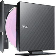 - 8x External USB Double-Layer DVD? RW/CD-RW Drive