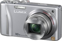 - Lumix ZS8 141-Megapixel Digital Camera - Silver