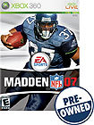 Madden NFL 07 - PRE-OWNED - Xbox 360
