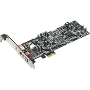 - Xonar PCI Express 51-channel Gaming Audio Card -